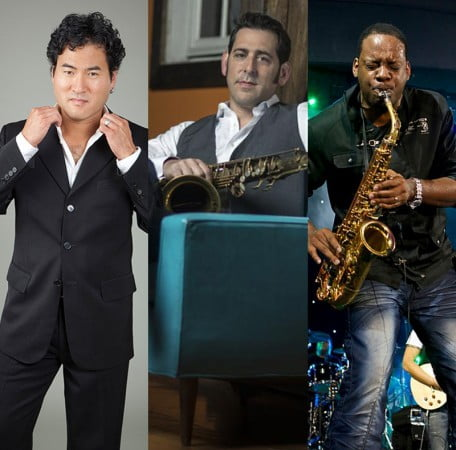 Michael Paulo presents the Sax Pack